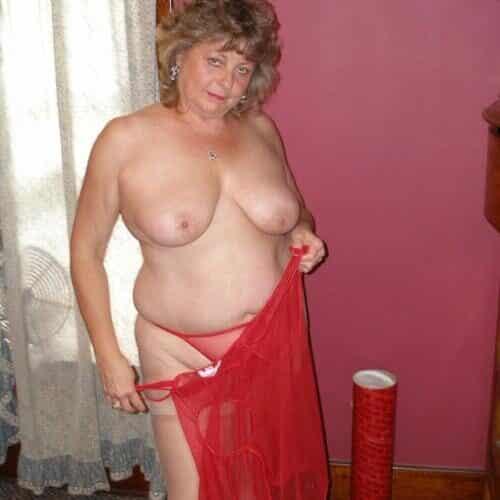 Ben jij op zoek naar sex met oma?
