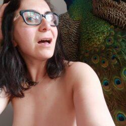 Oma wilt wilde en hete sex